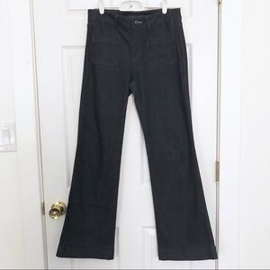 Dark Wash High Rise Flare Jeans Juicy Couture 28